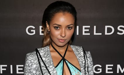 Kat Graham Devours Pot Brownies, Ends Up in Hospital