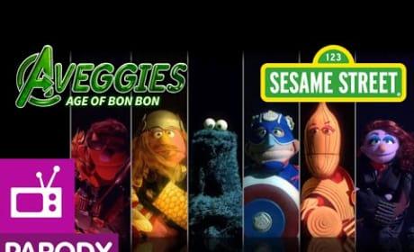 Sesame Street Presents The Aveggies: Age of Bon-Bon