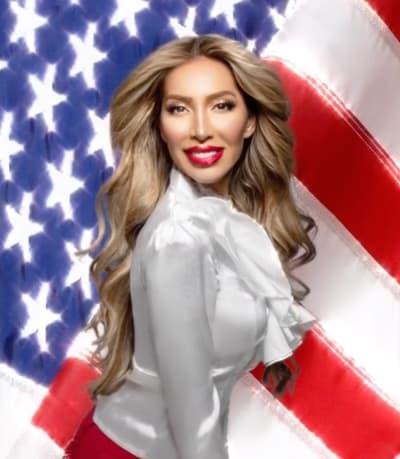 Farrah para América