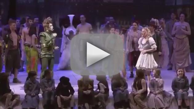 Peter Pan Marriage Proposal
