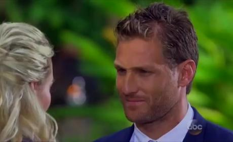 The Bachelor: Juan Pablo-Nikki Ferrell 'Proposal'