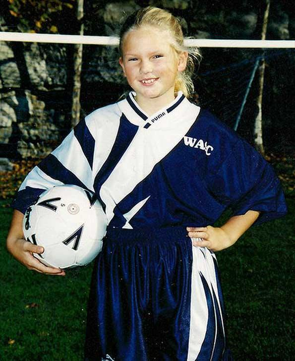Taylor Swift: Soccer Star