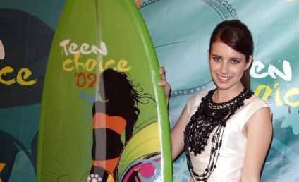 Report: Emma Roberts, Chord Overstreet Hook Up!