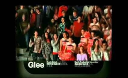 Britney Spears Comes to Glee: The First Promo