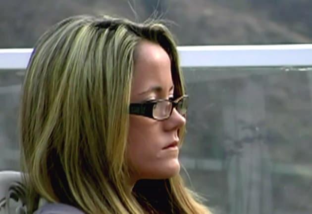 Jenelle Evans Sad