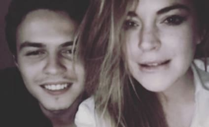 Lindsay Lohan: LYING About Egor Tarabasov Breakup?!