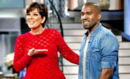 Kim Kardashian Baby Photo: Unveiled on Kris!