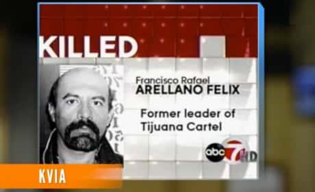 Clown Kills Mexican Drug Lord