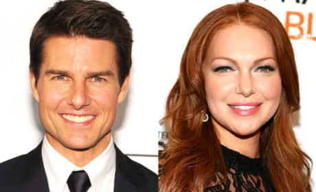 Tom Cruise Dating Laura Prepon?