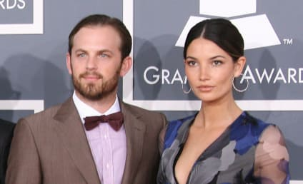 Lily Aldridge and Caleb Followill Welcome Baby Girl!