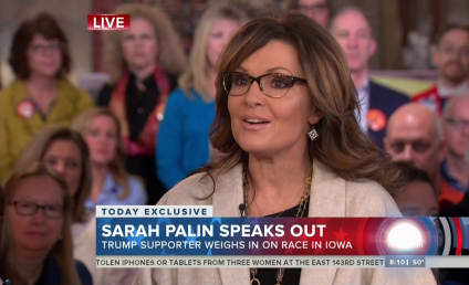 Sarah Palin Hopes to Make Like Judge Judy