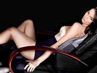 Megan Fox Sharper Image Photo