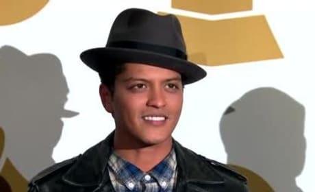 Bruno Mars: Super Bowl Bound!