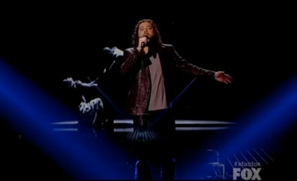 Josh Krajcik Amazes on The X Factor