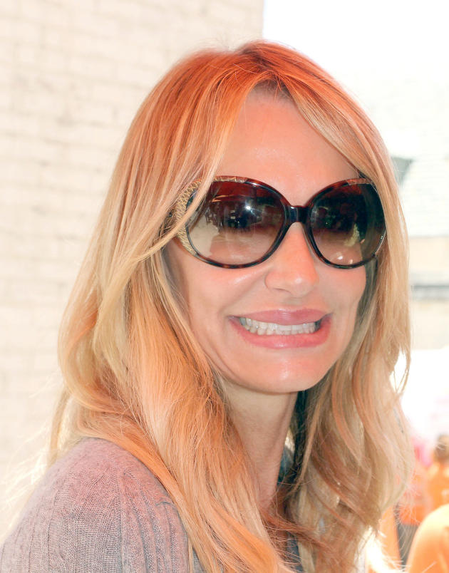 Close Up of Taylor Armstrong