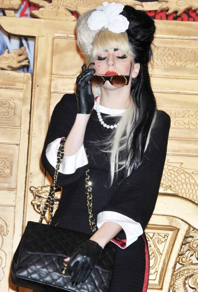 Gaga-licious