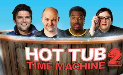 Hot Tub Time Machine 2 Reviews: A Frigid Failure
