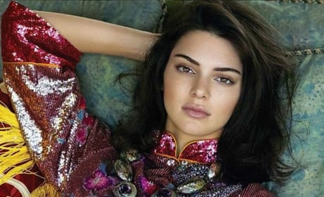 Kendall Jenner: Vogue Outtake