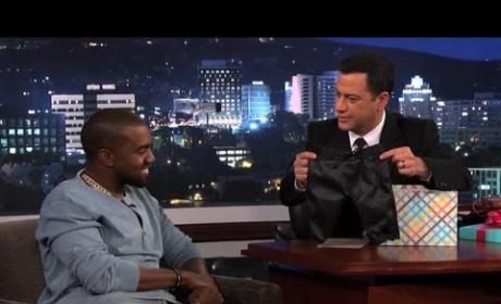 Kanye West on Jimmy Kimmel Live (Part 5)