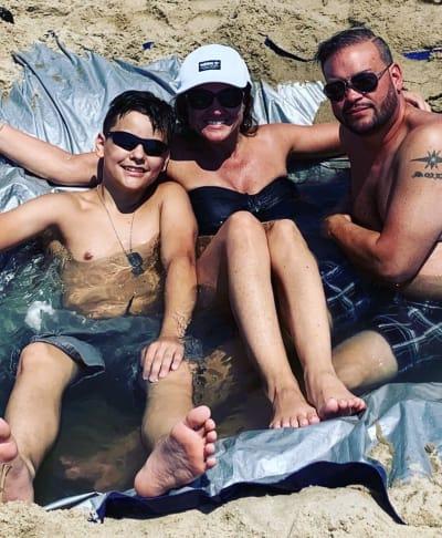 Jon Gosselin Colleen Conrad Beach Hot Tub