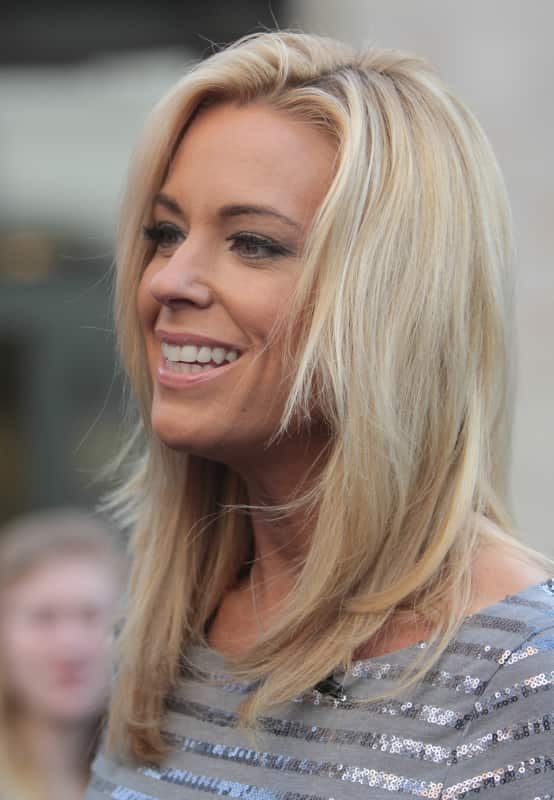 Kate Gosselin Smiling