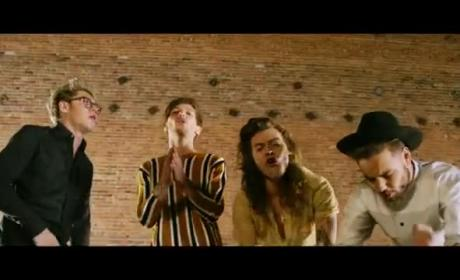 "One Direction Says Goodbye to Fans With ""History"" Video"
