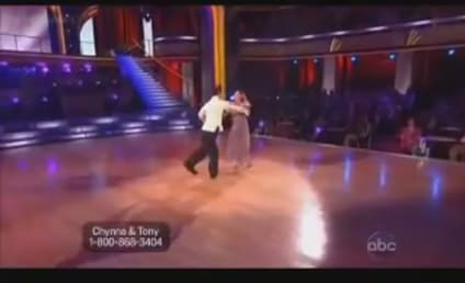 Chynna Phillips Holds on For Second Place on Dancing With the Stars