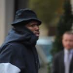 50 Cent Arrives