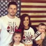 Chelsea Houska and Family