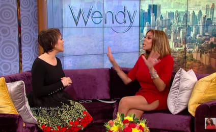 Alyssa Milano and Wendy Williams Go At It Over Breastfeeding Debate