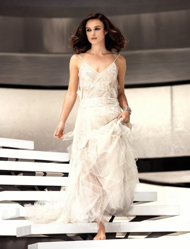 Keira Knightley Chanel Photo