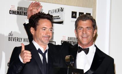 Robert Downey Jr. Calls for Forgiveness of Mel Gibson