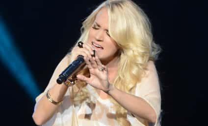 Carrie Underwood Shoots Down Taylor Swift Comparison