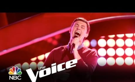 Caleb Elder - Groove Me (The Voice Audition)
