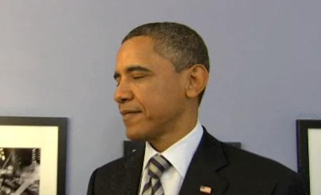 Barack Obama on The Tonight Show Opener