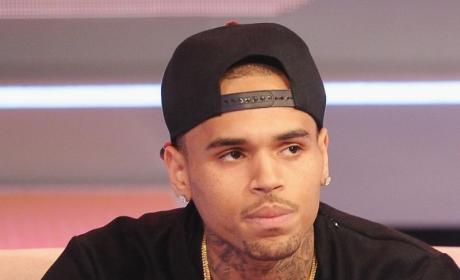 Chris Brown Aided By Secret Service?