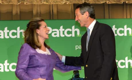 Mark Sanford, Elizabeth Colbert Busch