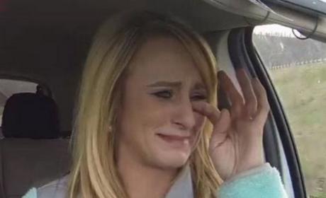 Leah Sheds a Tear
