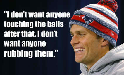 Tom Brady Talks About Balls, The Internet Giggles