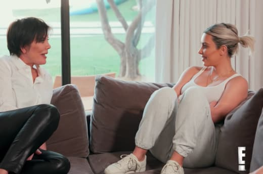 Kris Chats with Kim