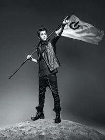Justin Bieber for Vibe
