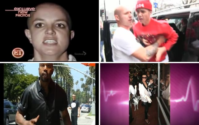 Bald britney spears attacks paparazzi
