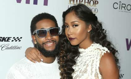 Apryl Jones and Omarion: It's Over! Despite Newborn!