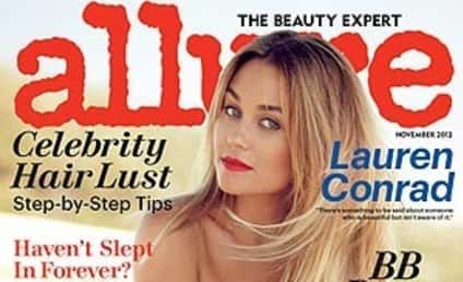 Lauren Conrad on The Hills: Mostly Sort of Real!