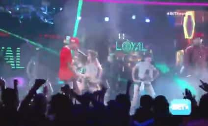Chris Brown Performs at BET Awards, Releases New Single