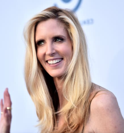 Ann Coulter Waves