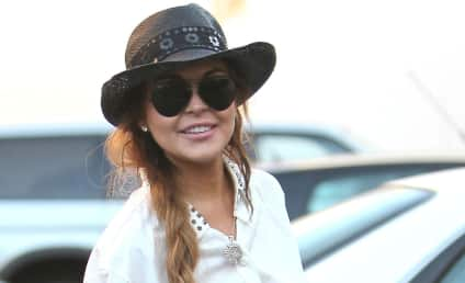 Lindsay Lohan Interviewed in Burglary Investigation
