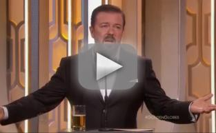 Ricky Gervais Embarrasses Mel Gibson