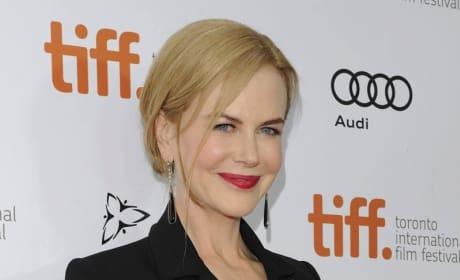 "Nicole Kidman: Tom Cruise Not My ""Great Love"""