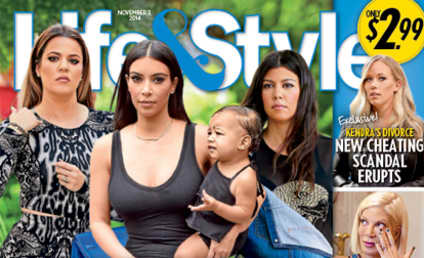 Kourtney, Khloe and Kim Kardashian: All Dumped By Their Men?!?